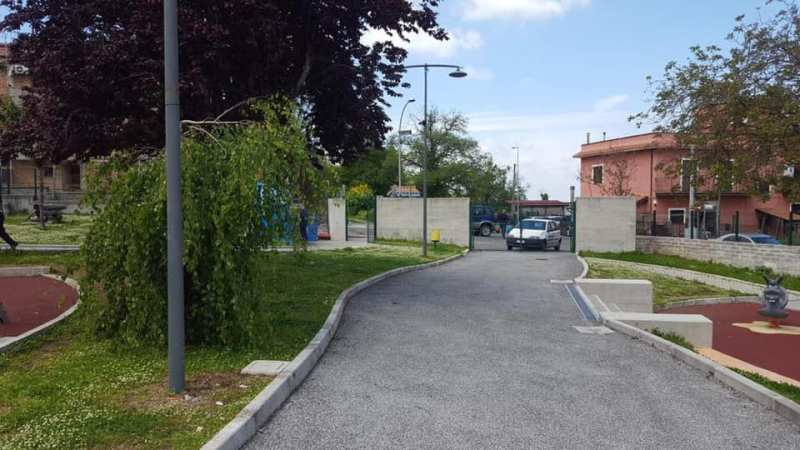 Rocca Priora, ampliamento impianto di videosorveglianza a Colle di Fuori