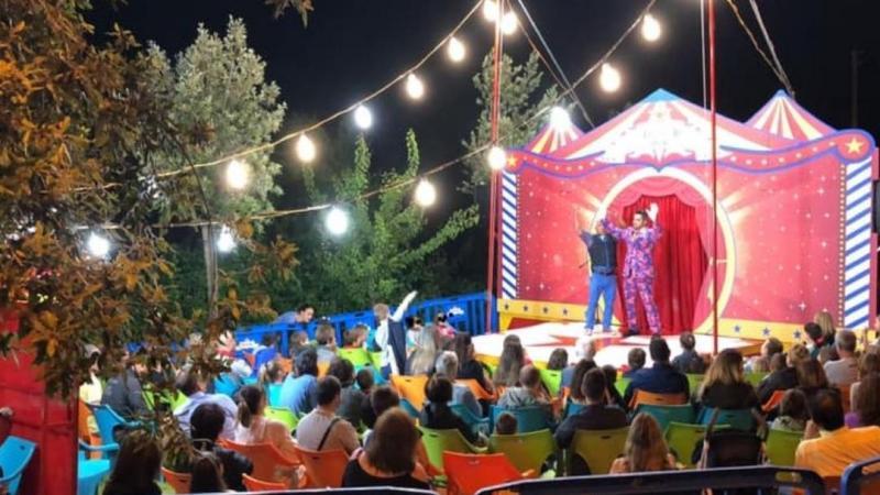 Marino, arriva il circo Ercolino!