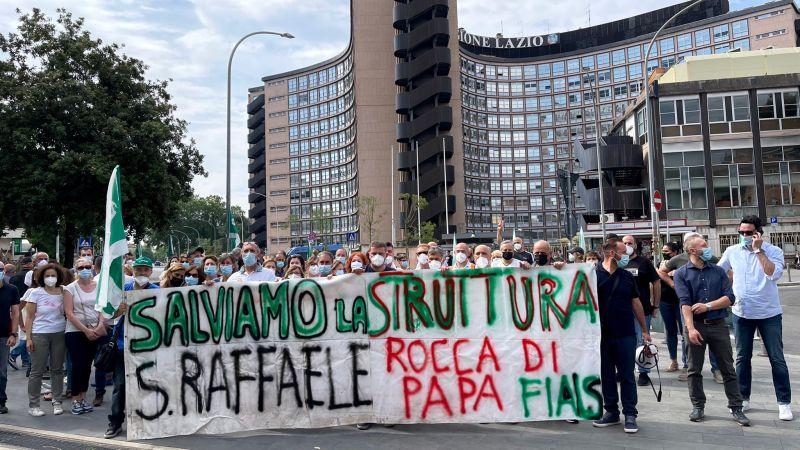 """Rocca di Papa, Baldassarre (Lega): """"vicina ai lavoratori della Clinica San Raffaele, Zingaretti e D'Amato dovranno rispondere alle loro famiglie"""""""