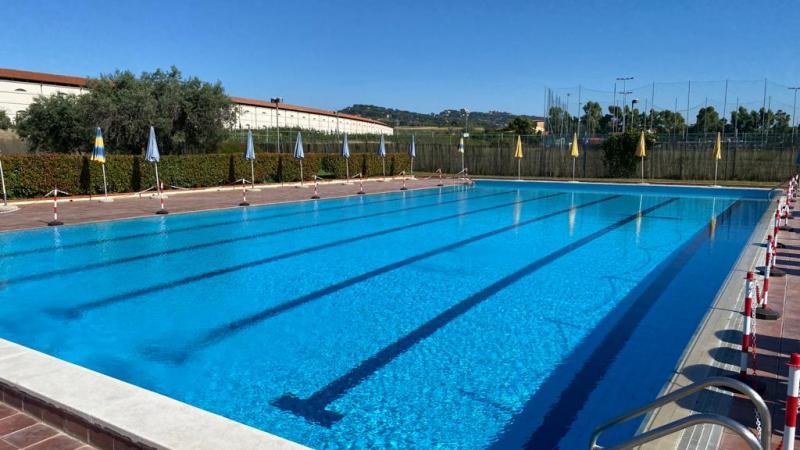Ciampino, riapre domani 1° Luglio la piscina comunale