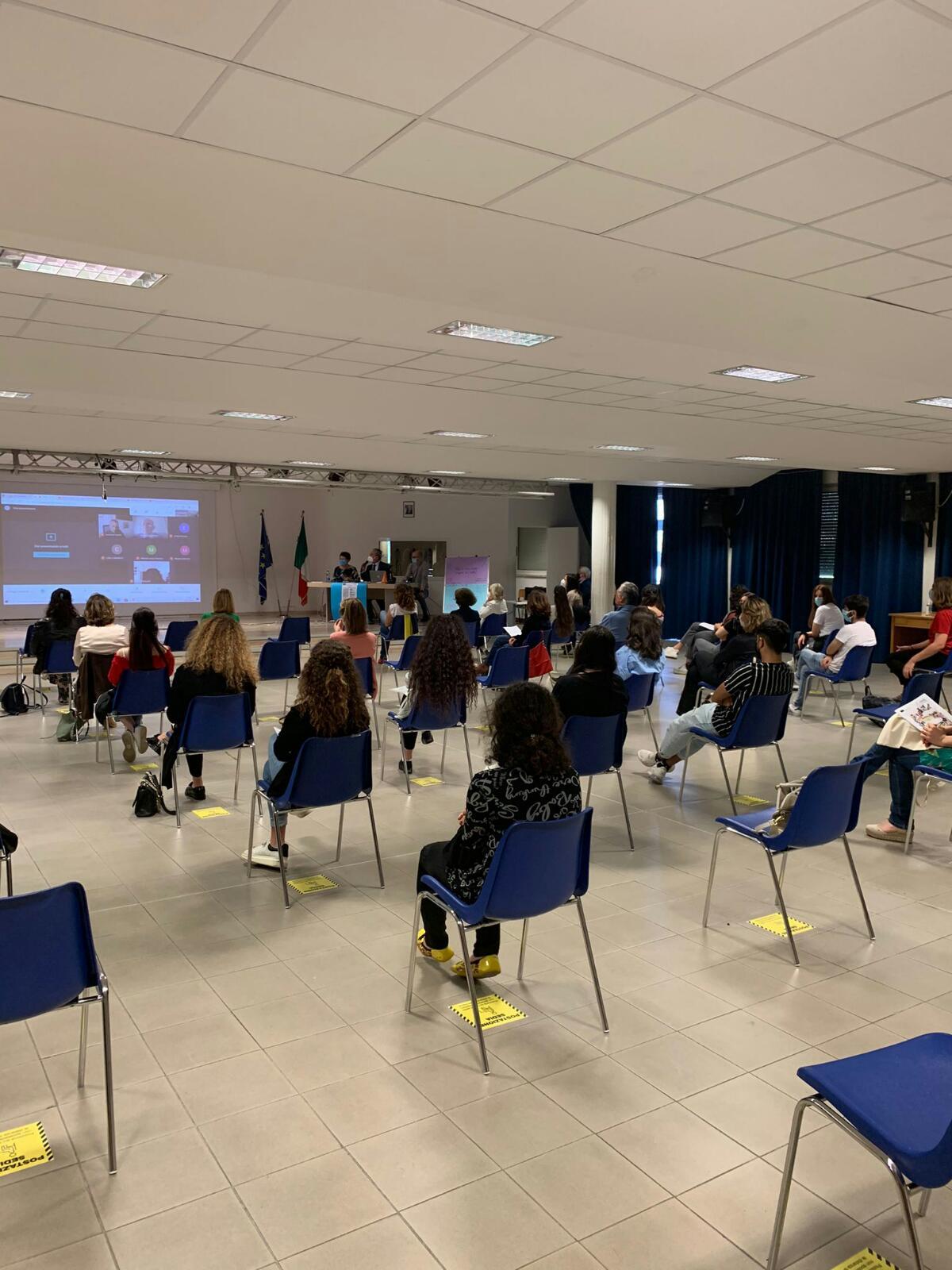 Monte Compatri, Eirene progetto Europeo contro il bullismo