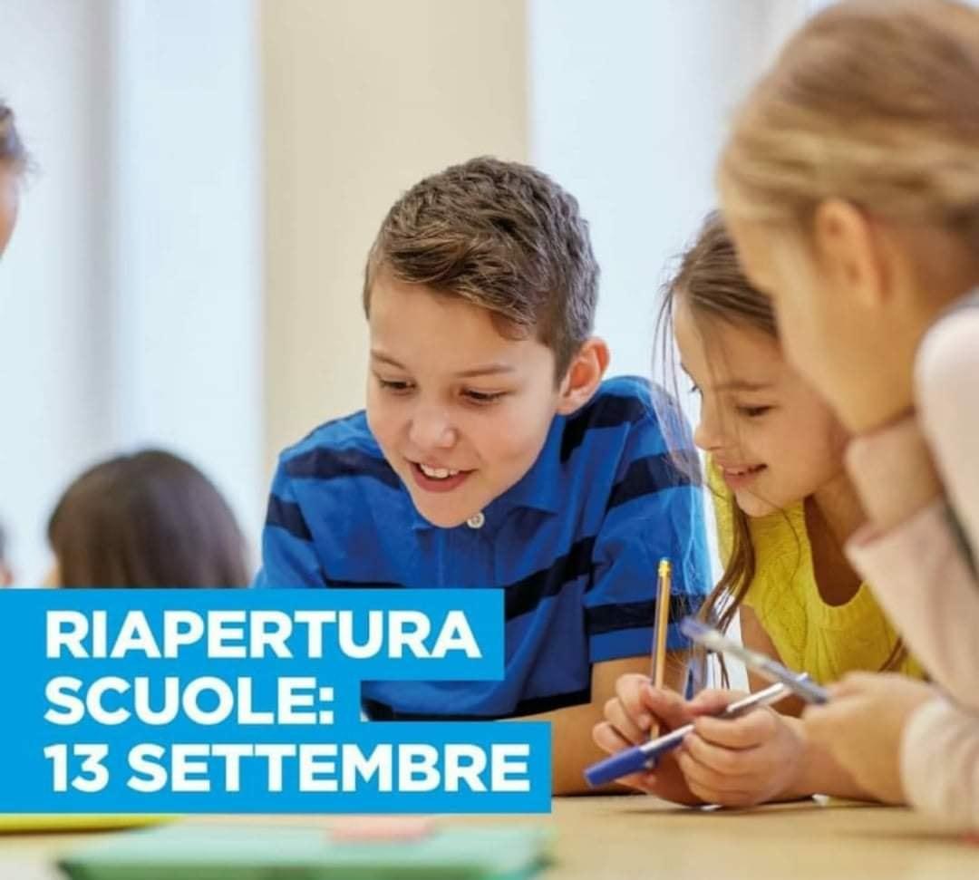 Castel Gandolfo, già iniziati i preparativi per il ritorno a scuola a Settembre