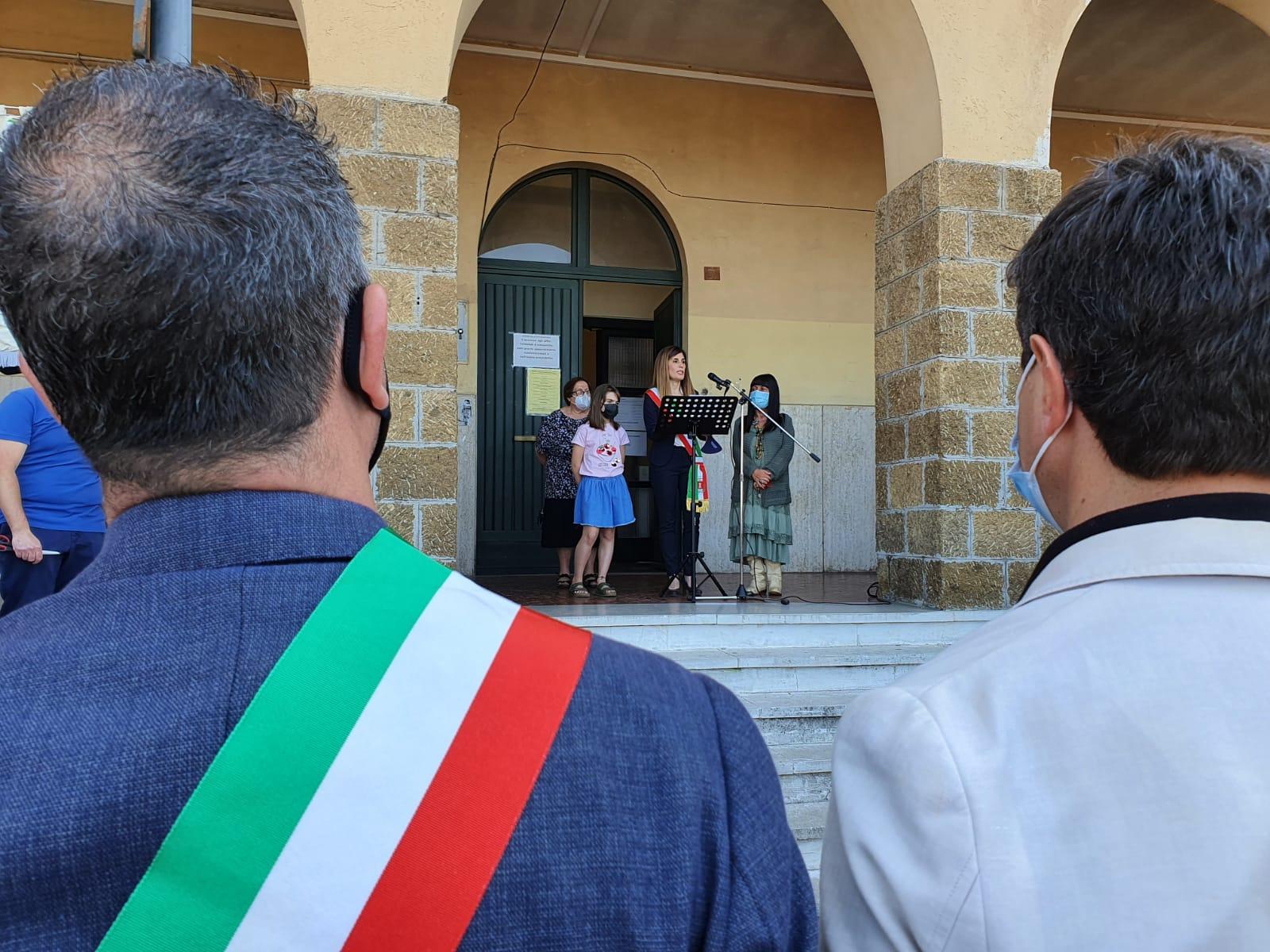 Rocca di Papa, la commemorazione per l'ex sindaco Crestini e il delegato comunale Eleuteri