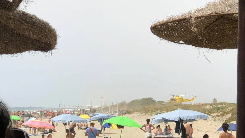 Torvaianica (Pomezia), tragedia alla spiaggia libera di via Brema