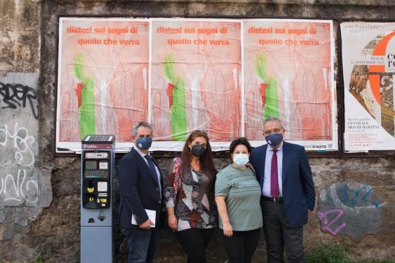 """Roma, Fino al 14 giugno: """"Contaminiamoci d'Arte"""""""