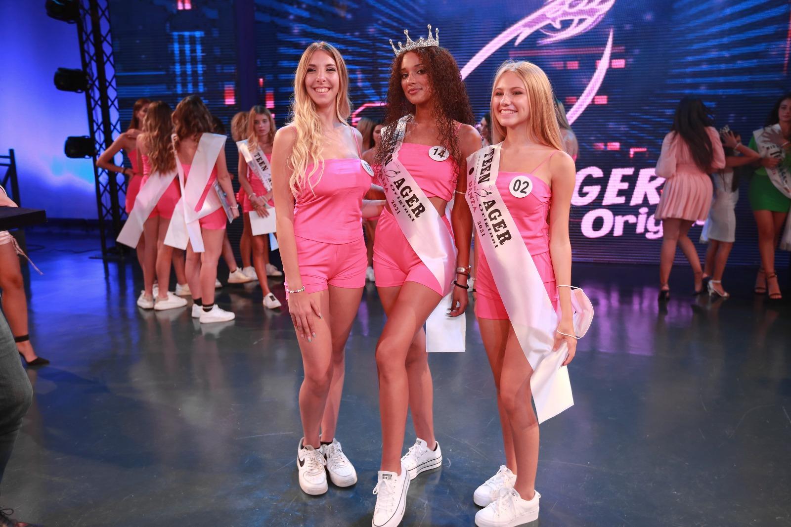 Rocca di Papa, la sedicenne Alessia Russo arriva sul podio di Miss Teenager Original
