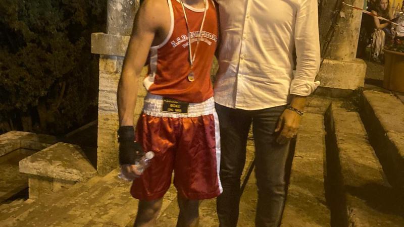 Albano, il team Zompatore boxe ben figura alla riunione pugilistica di Anagni con una vittoria e un pareggio