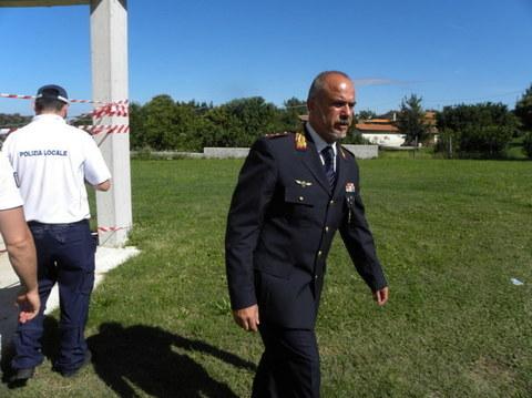 Lanuvio, Sergio Ierace è il nuovo Comandante della Polizia Locale