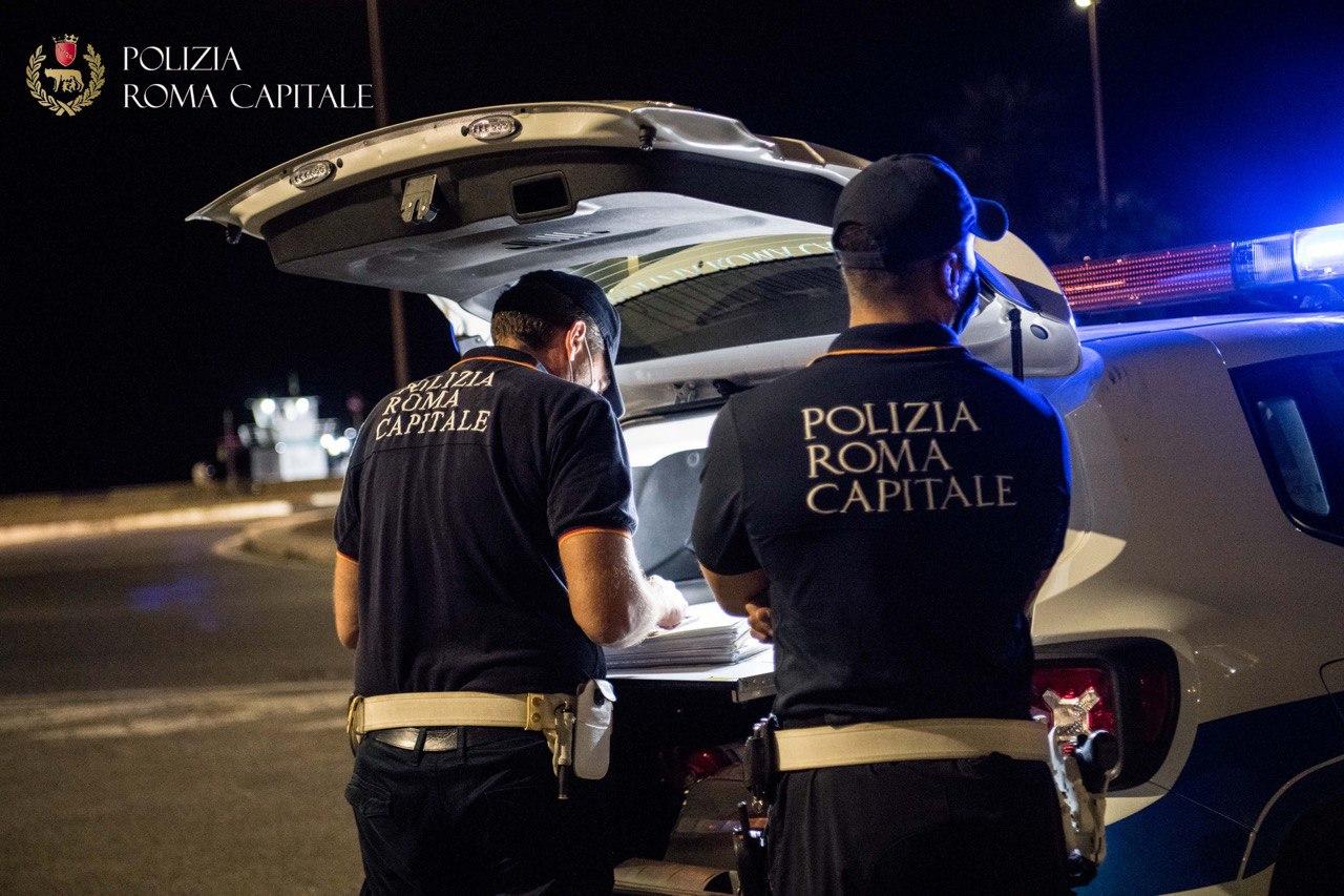 Roma, controlli  anti alcol e tutela della salute pubblica: rilevati oltre 50 illeciti