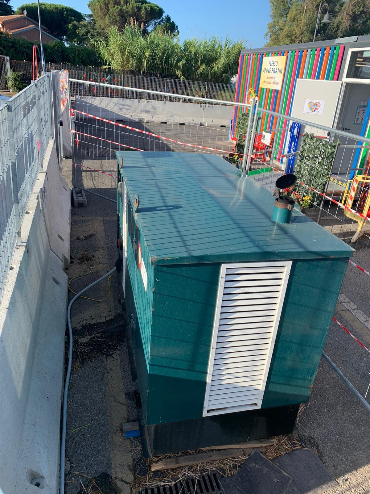"""Marino, De Santis-De Felice: """"Scandalosa situazione alla scuola Anna Frank. Bimbi in container tra insicurezza e inefficienze"""""""