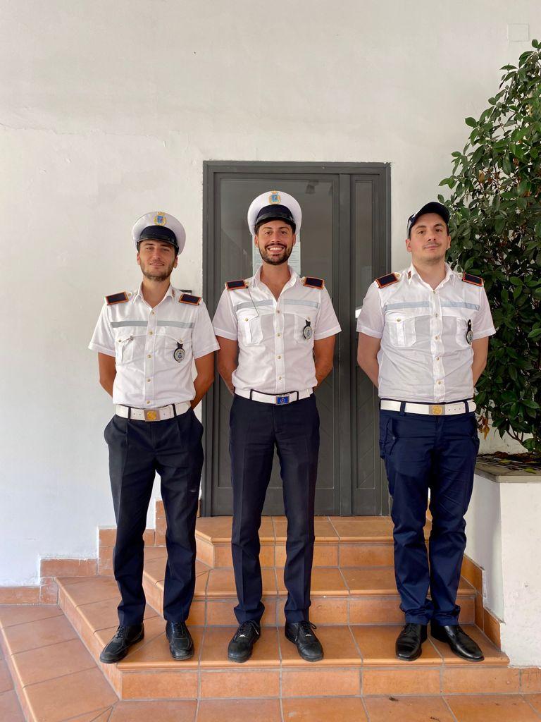 Valmontone, assunti tre nuovi agenti di Polizia locale