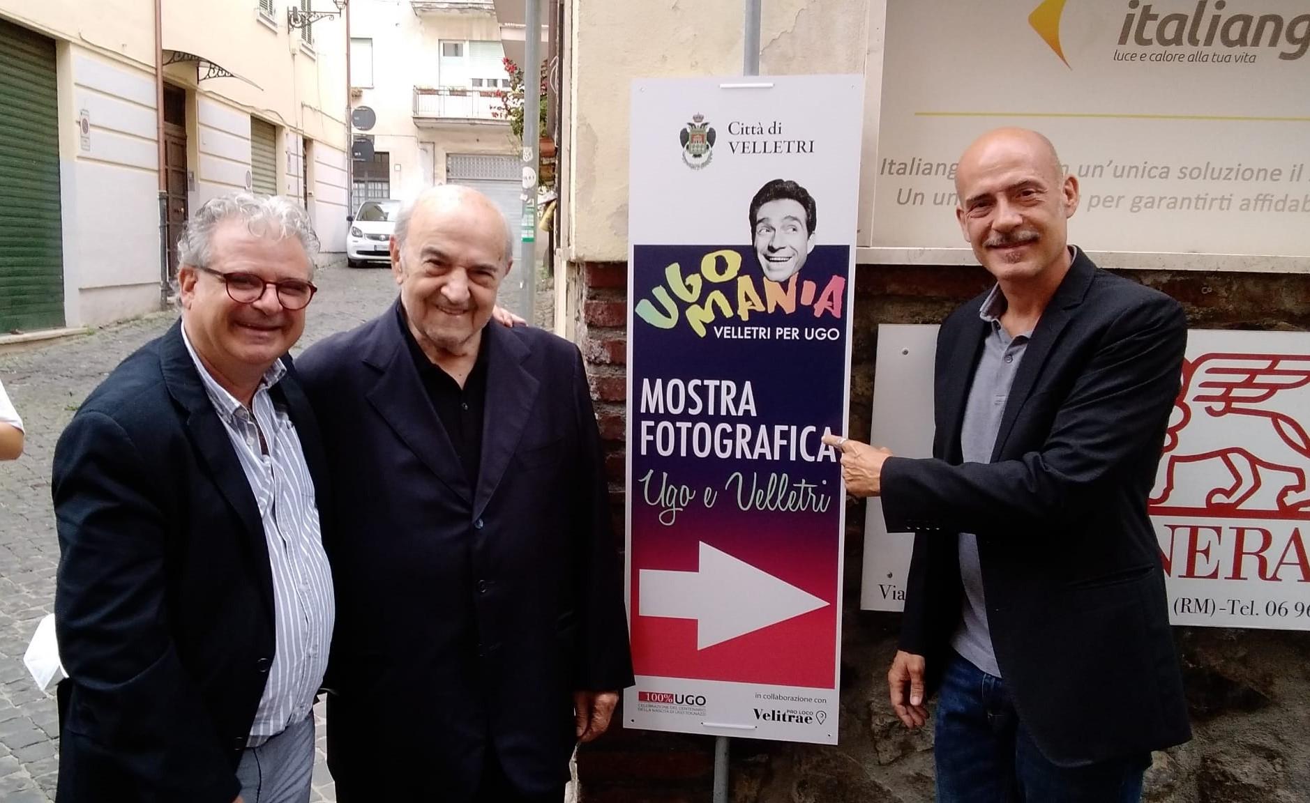 """Velletri, parte """"UgoMania"""", evento con iniziative per celebrare Ugo Tognazzi"""