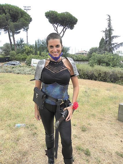 Tra mondi fantasy e festival in cosplay a Grottaferrata: quattro chiacchiere con Licia Troisi