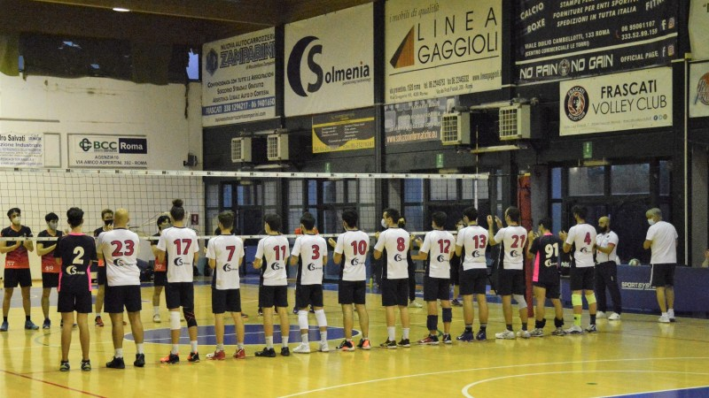 """Volley Club Frascati cresce ancora col maschile, Musetti: """"Faremo anche la C oltre la D"""""""
