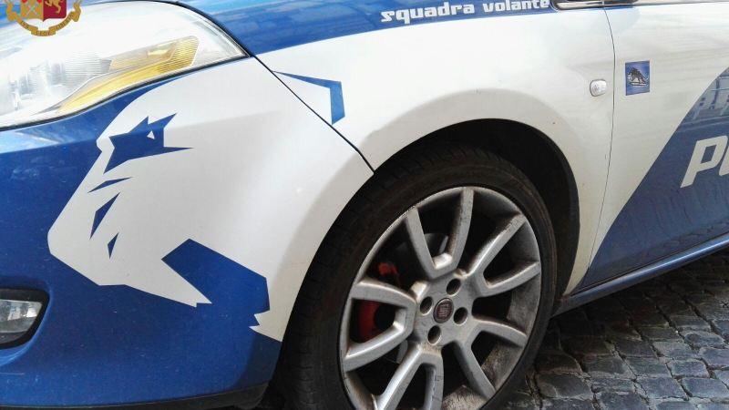 Roma, ancora 9 le persone finite nella rete della Polizia di Stato. Rapina e furto i reati contestati.