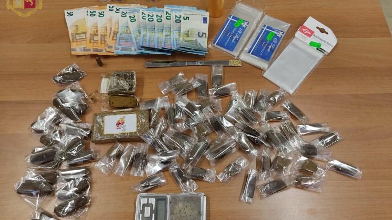 Roma. Droga, 12 le persone arrestate dalla Polizia di Stato e 1 denunciata