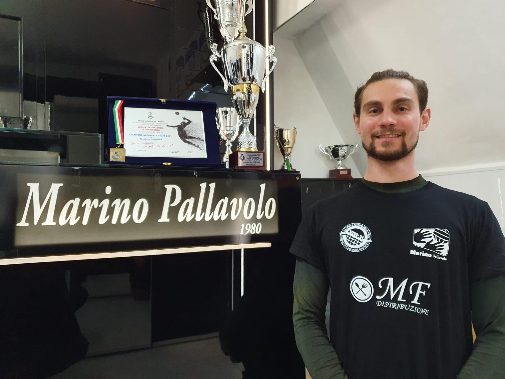 """Marino, serie B pallavolo maschile: capitano Barbetti: """"Sarebbe importante partire bene"""""""