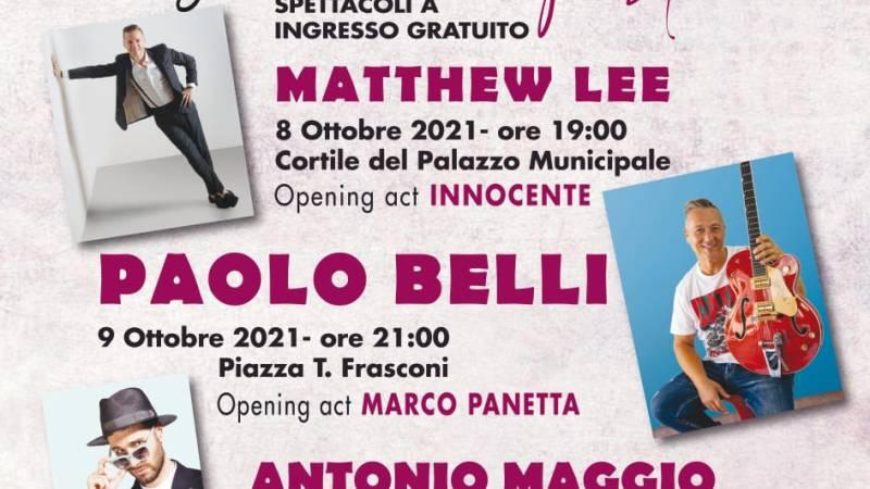 Genzano, Monolite Summer Fest 2021, due weekend all'insegna della musica