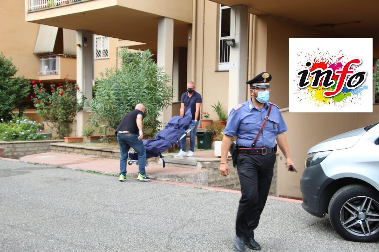 VELLETRI, AGGIORNAMENTO SULL'OMICIDIO SUICIDIO, AUTOPSIA IN CORSO