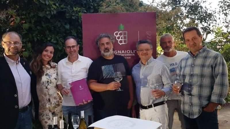 Grottaferrata, Il vino di Roma con i Vignaioli in Grottaferrata incontra il vino di Conegliano con il Prosecco doc sul campo di pallavolo