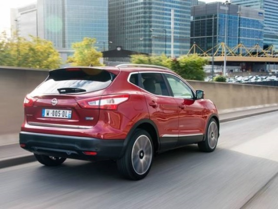 Nuovo nissan qashqai premier limited edition
