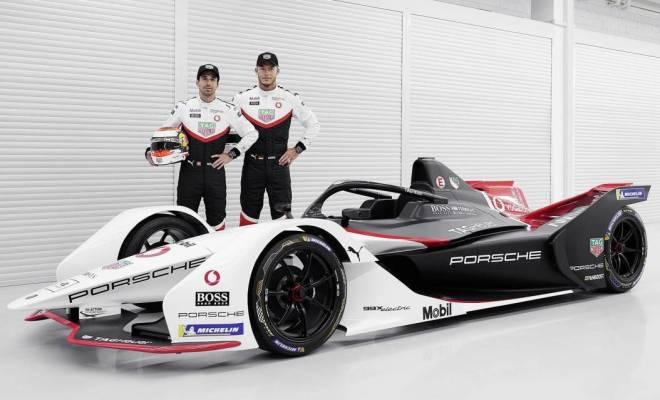 Calendario Formula E 2020 2020.Formula E Porsche Pronta Al Debutto Per La Stagione 2019 2020