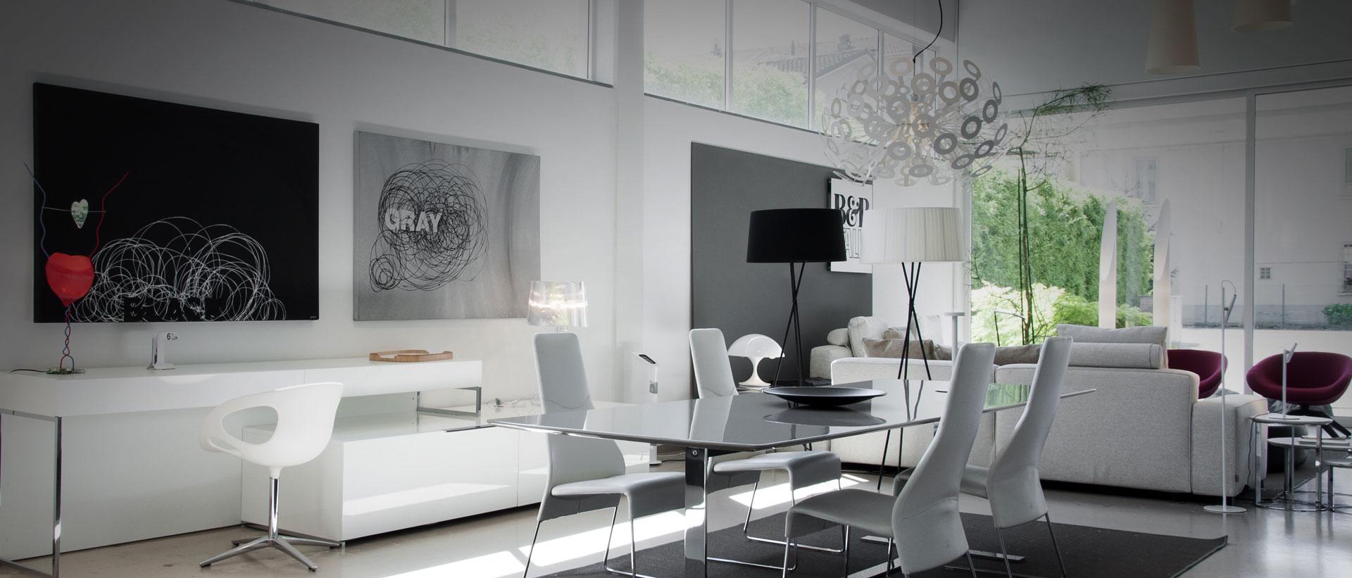 Come organizzare un arredamento moderno per il soggiorno
