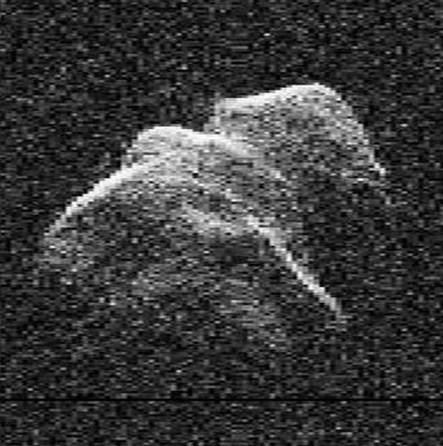 Toutatis: ecco com'è fatto davvero l'asteroide-patata