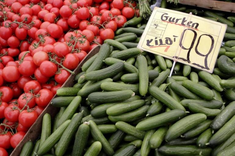Frutta e verdura più sicure? Ecco come