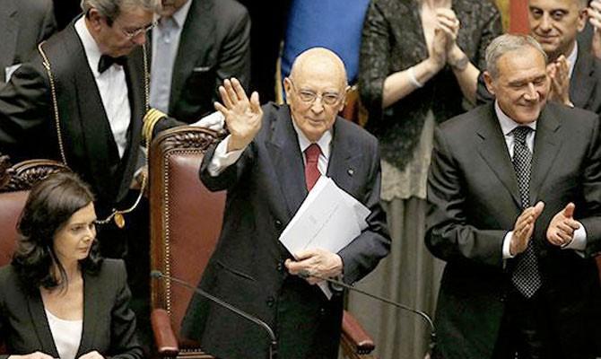 Napolitano_Presidente