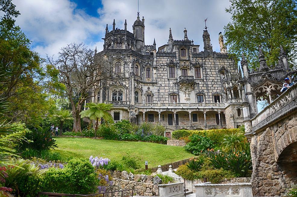 Viaggio sottosopra a Sintra Portogallo la Quinta da Regaleira  Giorni Rubati