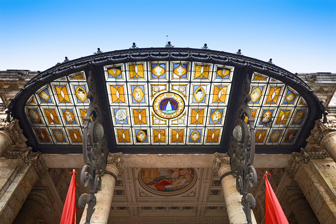Montecatini Terme la piccola Vienna toscana  Giorni Rubati