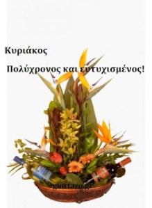 Read more about the article Κυριάκος Χρόνια Πολλά!!!