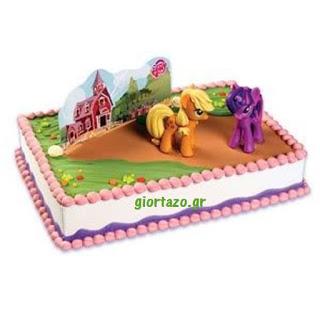 Παιδικές τούρτες γενεθλίων……giortazo.gr