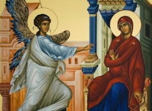 Read more about the article Ο Ευαγγελισμός της Θεοτόκου