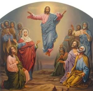 Read more about the article Πέμπτη 25 Μαΐου 2017.Ανάληψη του Χριστού, Μνήμη της τρίτης ευρέσεως της τίμιας κεφαλής του βαπτιστού Ιωάννου Προδρόμου, Μαρτύρων Κελεστίνου και Παγχαρίου, Οσίου Ολβιανού….giortazo.gr