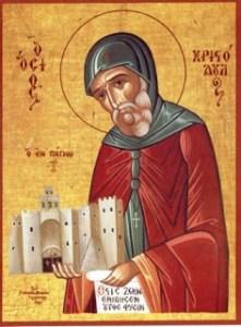 Read more about the article Ο ΄Οσιος Χριστόδουλος ο εν Πάτμω (21 Οκτωβρίου)
