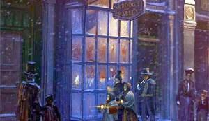 Χριστουγεννιάτικη ιστορία (1843) – Τσάρλς Ντίκενς
