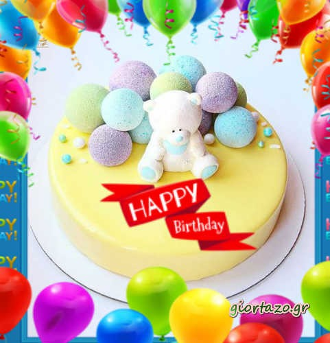 Read more about the article Happy Birthday 9 Pictures With Cakes !!