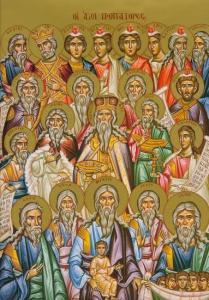 Κυριακή των Προπατόρων η, Του Οικοδεσπότου η προσβολή