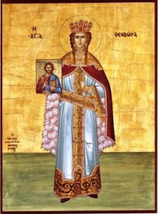 Read more about the article Αγία Θεοδώρα η Βασίλισσα ΕΟΡΤΟΛΟΓΙΟ