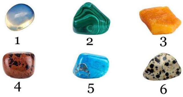 Ψυχολογικό Τεστ: Διάλεξε την πέτρα