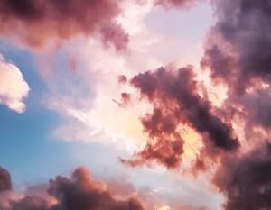 Το σύννεφο που προβλημάτισε όλο το Twitter