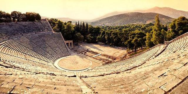 Read more about the article O εξαίρετος ήχος της Επιδαύρου οφείλεται στην μοναδικότητα της Ελληνικής γλώσσας
