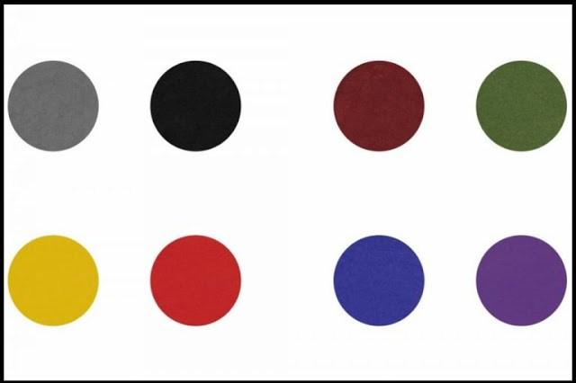 Τι Συμβολίζει Το Αγαπημένο Σας Χρώμα