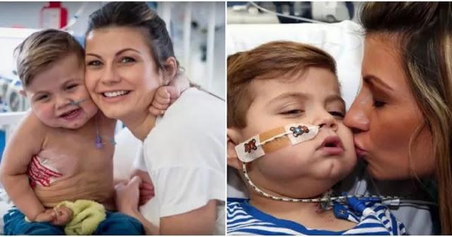 Read more about the article Συγκλονίζει… Μητέρα δώρισε τα όργανά της για να μπορέσει να ζήσει ο Γιος της! (Βιντεο – Φωτό)