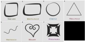 Εσύ τι χαρακτήρα έχεις; Τετράγωνο, τρίγωνο ή κύκλο; Κάνε το τεστ
