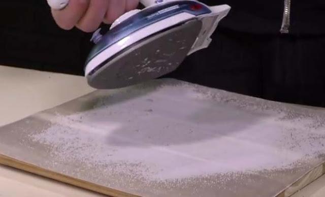 Έριξε χοντρό αλάτι στο νεροχύτη του. Το αποτέλεσμα θα σας ξαφνιάσει [Βίντεο]