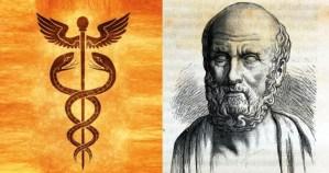 Ο Ιπποκράτης έλεγε οτι κάθε νόσος ξεκινά πρώτα από την ψυχή και μετά καταλήγει στο σώμα.