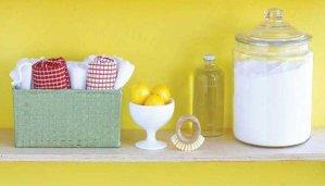 Δείτε τα Σούπερ Δυνατά και Φυσικά Καθαριστικά που Έχετε ήδη Σπίτι σας